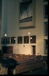 Orgel bis 1982