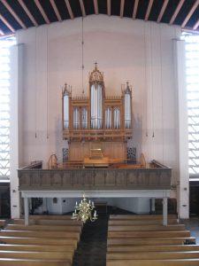 Orgel bis 2012