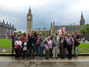 Gruppenbild London 2017